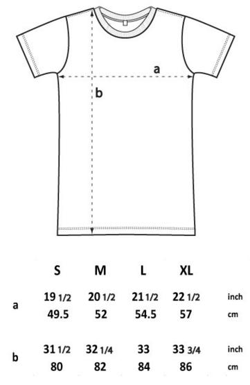 EP13 sizes