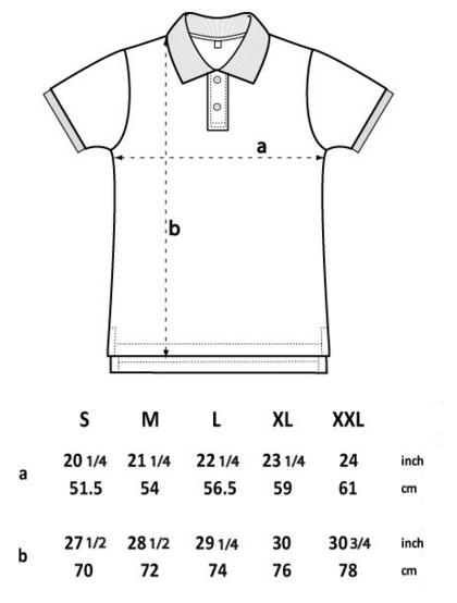 EP20 sizes
