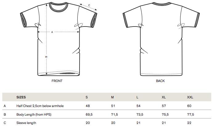 STTM513 sizes