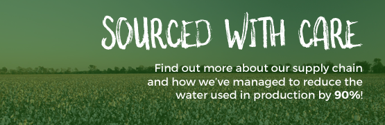 Using 90 Percent Less Water In Garment Production Through Organic Cotton